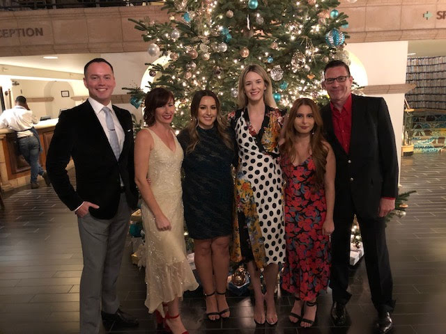 FCF Holiday Party 2018