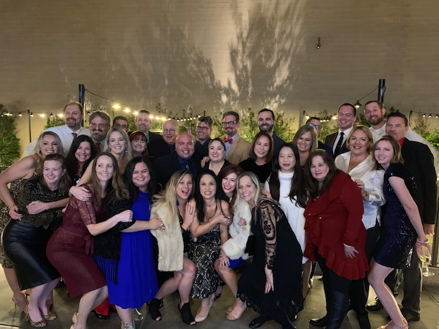 FCF Holiday Party 2019